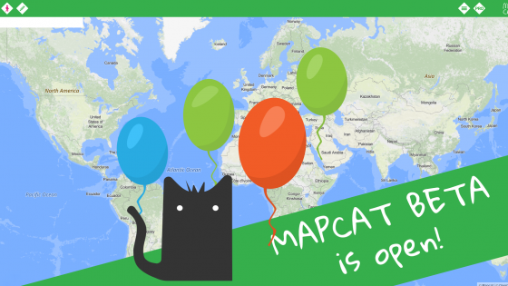 MAPCAT beta is available